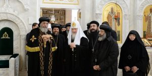 Патриарх Кирилл попросил Коптского патриарха о принесении мощей основоположников монашества в Москву