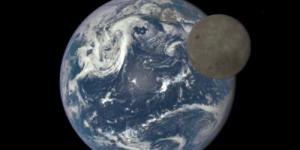 Помогла ли Луна появлению жизни на Земле?