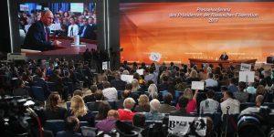 Какой сигнал послал Путин народу, элитам и врагам?