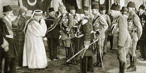 Германия пыталась убедить мусульман начать джихад