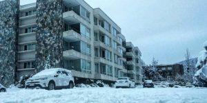Из-за снегопада в чилийском Сантьяго скончался человек