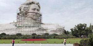 Малоизвестные гигантские монументы мира