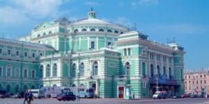 1860 год. 14 октября (2 октября ст.ст.) в Санкт-Петербурге постановкой оперы Глинки «Жизнь за царя» открывается Мариинский театр.