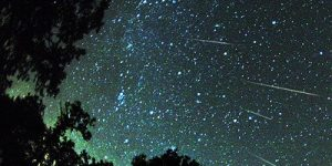 Ежегодный метеорный поток Леониды в этом году достигнет пика активности в ночь с пятницы на субботу, сообщает AccuWeather.