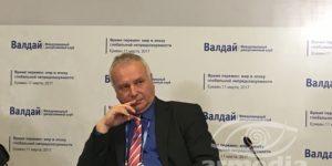 Александр Рар: Политики на Западе отучились слушать иное мнение