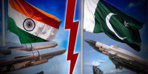 Конфликт в Кашмире вышел в море