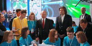 Путин огласил условия появления будущего властелина мира
