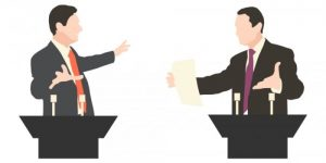 Почему в России не нужны предвыборные дебаты?