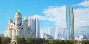 В Екатеринбурге стали известны предварительные результаты опроса по храму