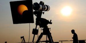 В пятницу, 13 июля, произойдет солнечное затмение