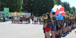 В Тамбовской области открылись военно-исторические смены для школьников