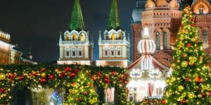Зимние фестивали в России