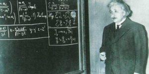 6 ноября 1919 г. в Лондоне объявлено о подтверждении Общей теории относительности Эйнштейна