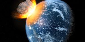 В октябре Земля может столкнуться с астероидом