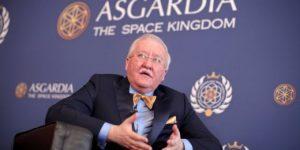 Российский миллиардер построил первое космическое королевство в истории человечества