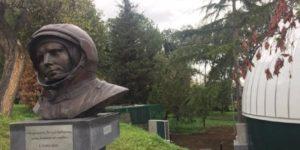 В Неаполе открыли планетарий имени Юрия Гагарина