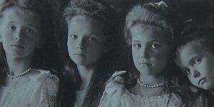 Детский мир семьи императора