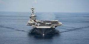 КНДР пригрозила затопить авианосец США для демонстрации военной мощи