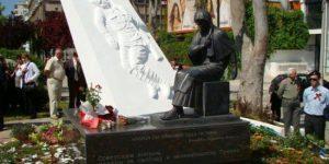 «Отважным вся Земля – могила». О памятнике советскому солдату в Греции