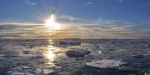 Морской лед становится все тоньше: видео НАСА