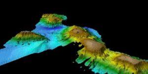 В глубинах океана обнаружен удивительный вулканический мир