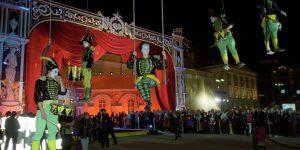Президент России Владимир Путин поддержал идею снова провести в России Театральную олимпиаду.