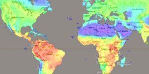 Специальная карта поможет сохранить животный мир