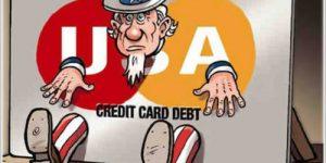 США в смертельной спирали долговой ловушки