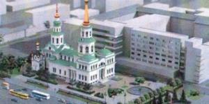В Екатеринбургской епархии считают несвоевременным опрос ВЦИОМ по храму