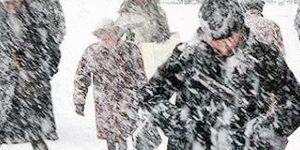 Синоптики предупреждают о приближении самой холодной и страшной зимы за последние 100 лет