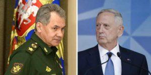 Глава Пентагона открыт для переговоров с министром обороны России – СМИ