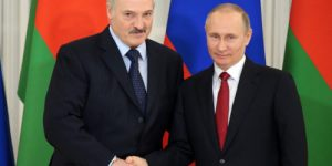 Белоруссия пишем, Украина в уме…
