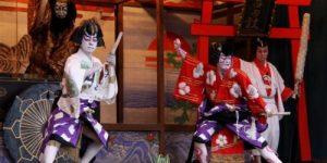 В Москве начались гастроли японского театра кабуки