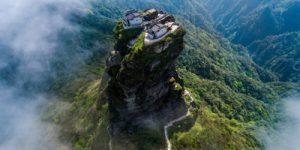Гора Фаньцзиншань – святыня китайских буддистов