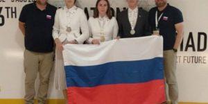 На Международной географической Олимпиаде все российские школьники завоевали медали