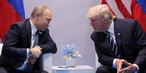 Стратегия Путина против стратегии Трампа