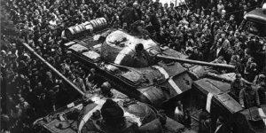 Леонид Масловский: Чехословакия, 1968 год: история «пражской весны»