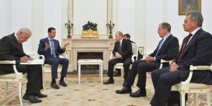 Встреча Путина и Асада привела к новому витку геополитики. Президент Сирии Башар Асад посетил Россию с рабочим визитом
