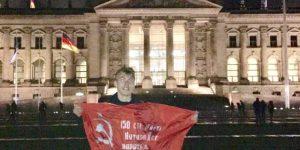 Школьник из Бундестага: Из моей речи нарезали куски и выложили в интернет