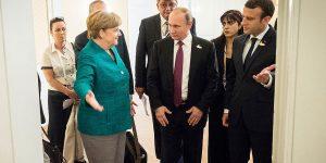 Малороссия заставила говорить об Украине
