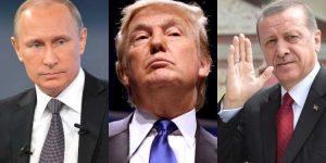Три лидера, которые изменят мир: Путин, Эрдоган и Трамп