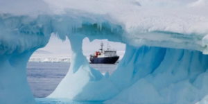 Трамп выступил против вмешательства третьих стран в дела Арктики