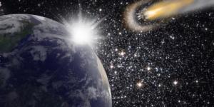 НАСА сообщило о сближении Земли с крупным астероидом