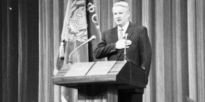 Ельцин: человек, победивший коммунизм