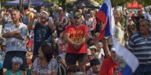 Распиаренная русофобия оказалась мифом: тысячи болгар вышли за Россию