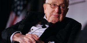 Юозас Ермалавичус: «Генри Киссинджер прибег к самокритике»