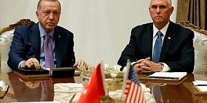 США и Турция договорились о прекращении огня в Сирии