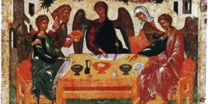 Праздник святой Троицы  16 июня