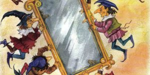 О зеркале тролля