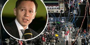 Зачем мы делаем квантовый компьютер? Потому что классический себя исчерпал!